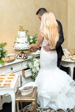 Classic White and Green Destination Wedding for Denver Couple Kristen Weaver69
