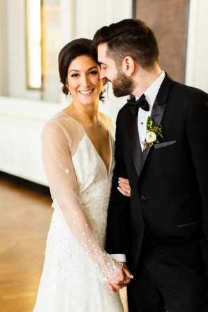 Elegant Hunter Green Wedding Inspiration Alexandra Lee10