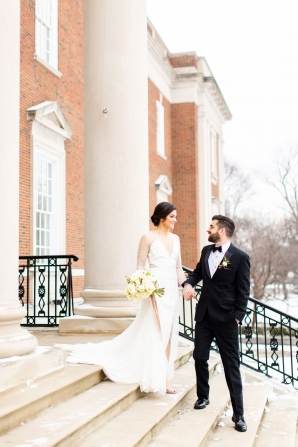 Elegant Hunter Green Wedding Inspiration Alexandra Lee32
