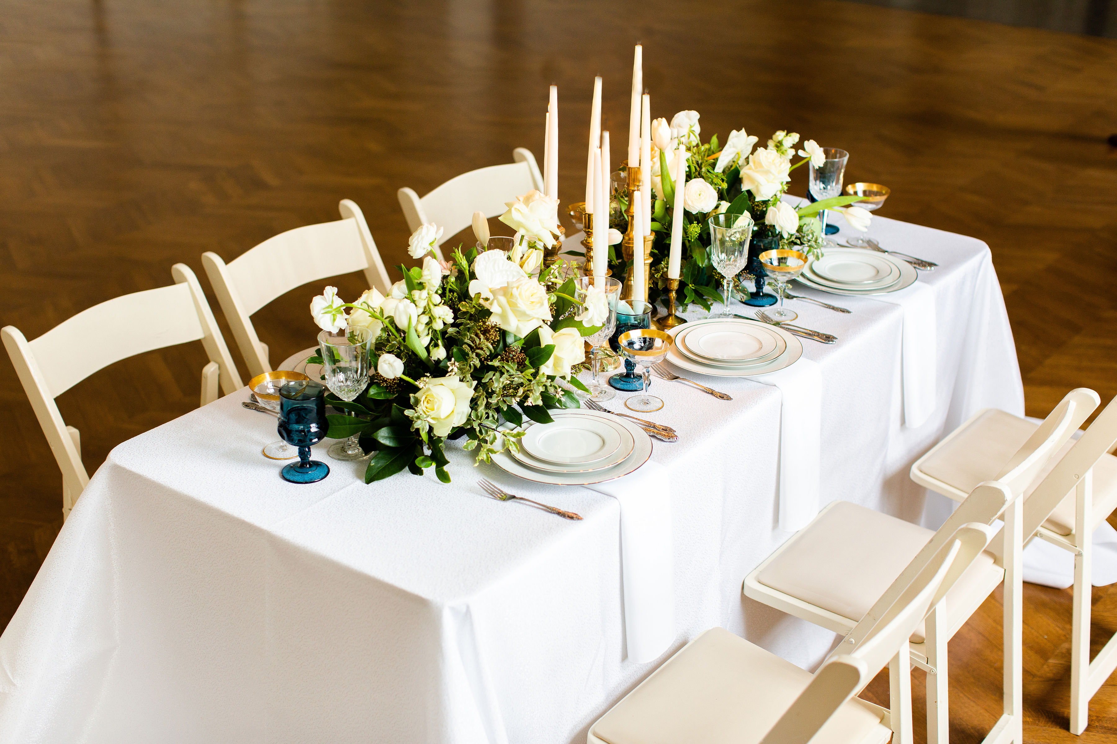 Elegant Hunter Green Wedding Inspiration Alexandra Lee41