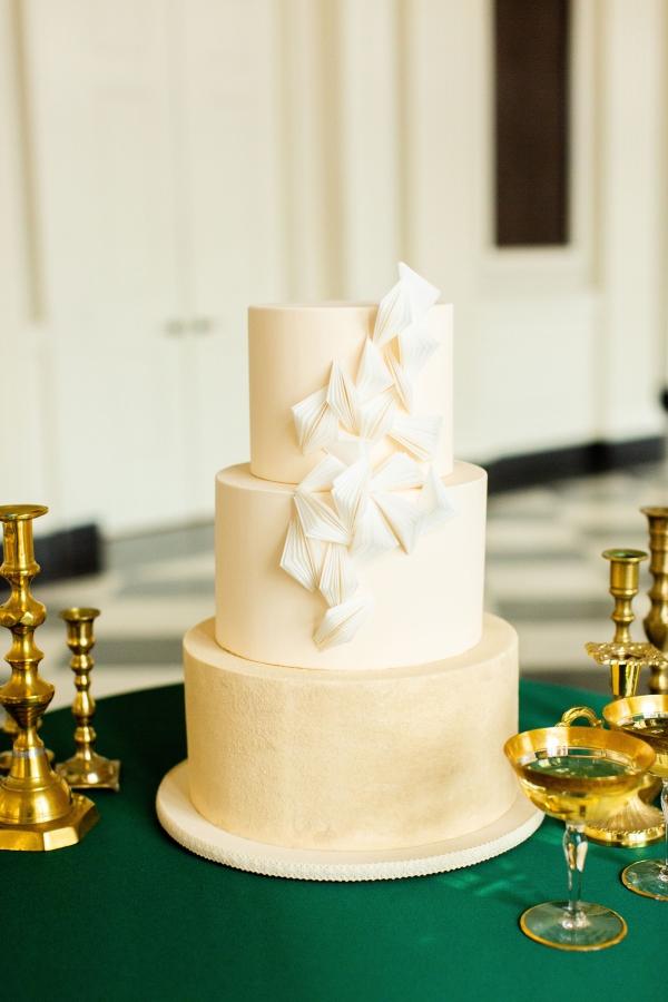 Elegant Hunter Green Wedding Inspiration Alexandra Lee52