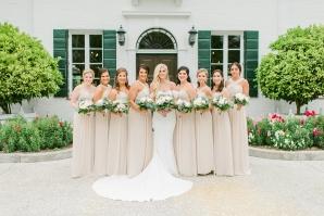 Elegant and Romantic Georgia Wedding Molliner Photography33