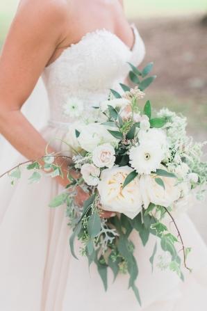 Garden Style Bride Bouquet