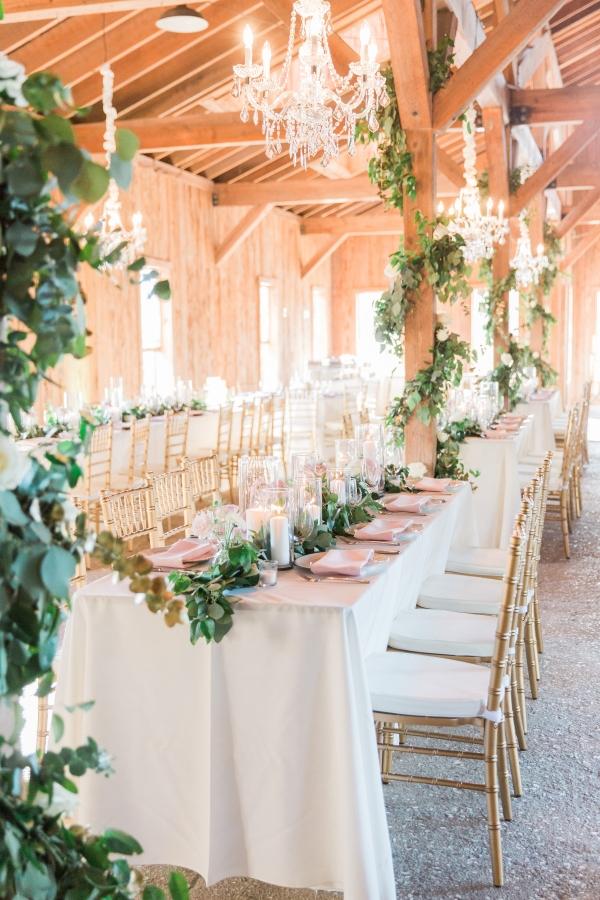 Greenery Wedding Decoration