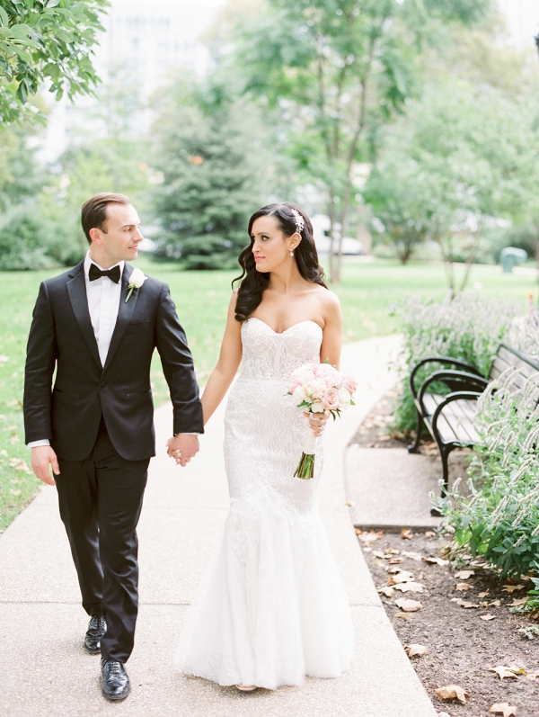 Kristen Weaver Photography Philadelphia Wedding 1