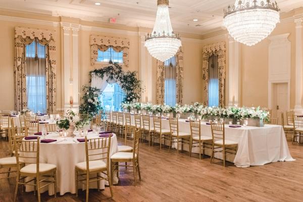 Mansion Wedding Reception