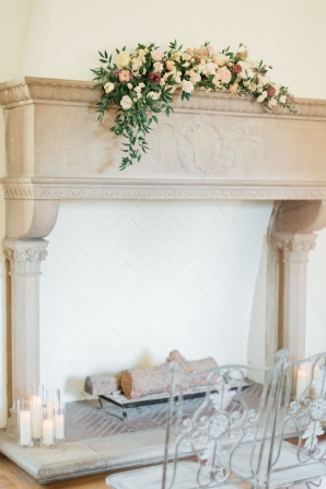 Mantel as Ceremony Altar