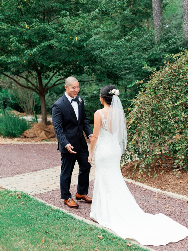 North Carolina Garden Wedding Live View Studios11