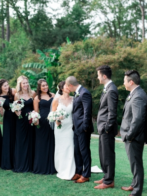 North Carolina Garden Wedding Live View Studios22