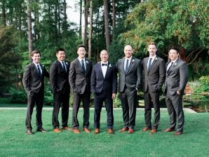 North Carolina Garden Wedding Live View Studios23