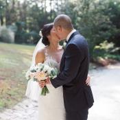 86c6c3f6f9c North Carolina Garden Wedding Live View Studios26