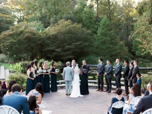 North Carolina Garden Wedding Live View Studios60