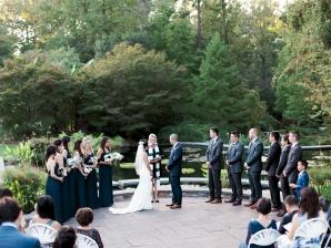 North Carolina Garden Wedding Live View Studios61