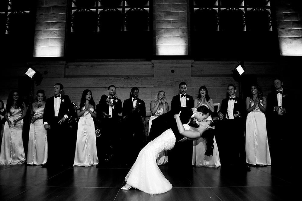 Romantic City Wedding in Philadelphia Kristen Weaver15