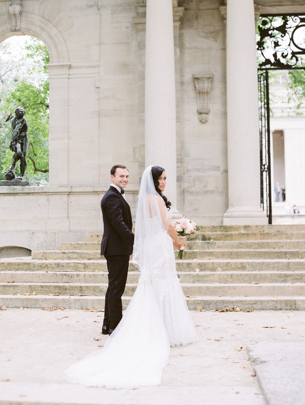 Romantic City Wedding in Philadelphia Kristen Weaver23