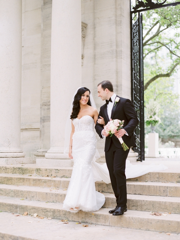 Romantic City Wedding in Philadelphia Kristen Weaver27