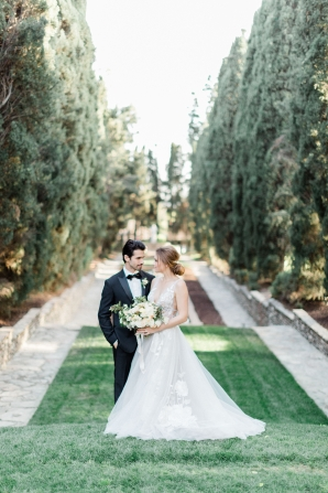 Romantic Southern California Estate Wedding Inspiration 10