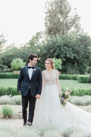 Romantic Southern California Estate Wedding Inspiration 14