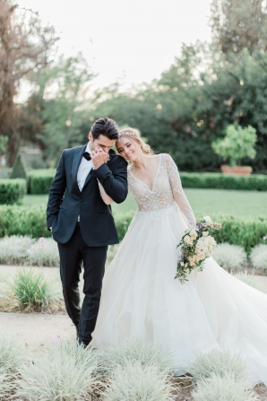 Romantic Southern California Estate Wedding Inspiration 15