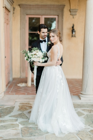 Romantic Southern California Estate Wedding Inspiration 6