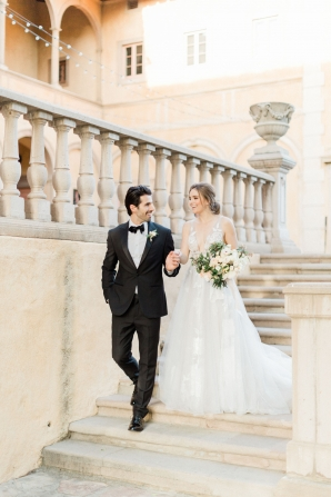 Romantic Southern California Estate Wedding Inspiration 9