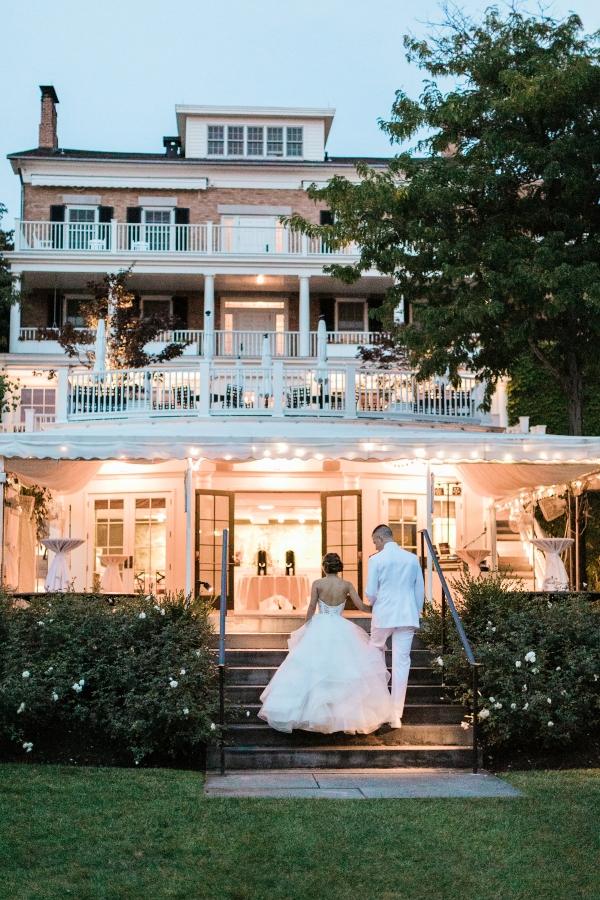 Romantic Upstate NY Wedding