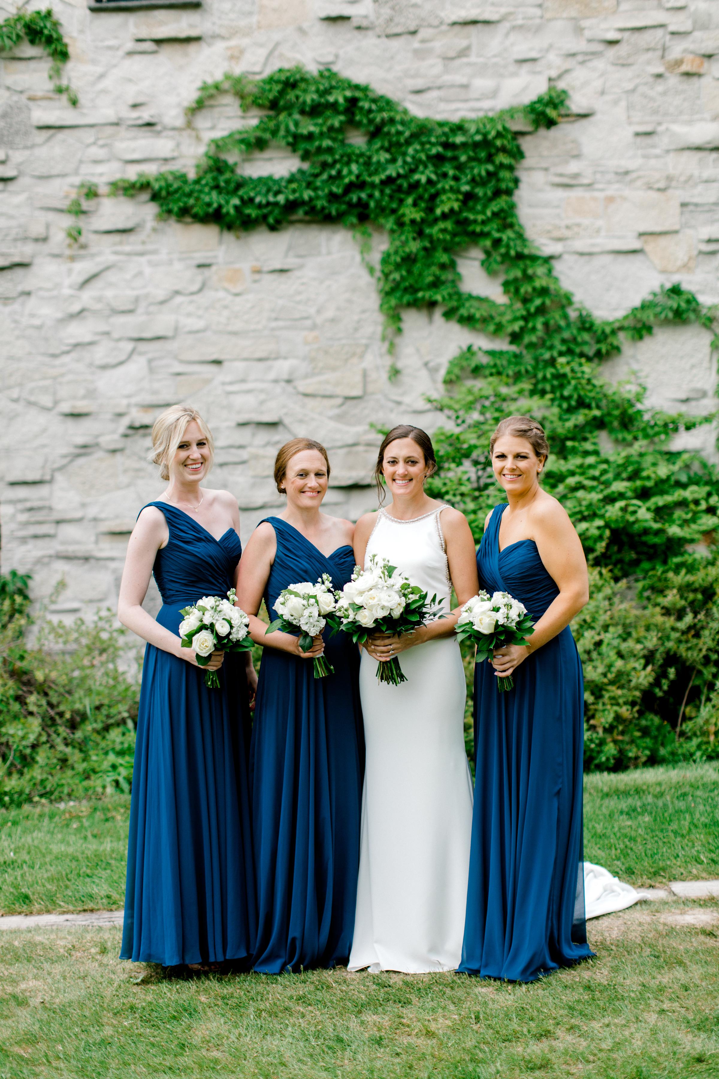eeb0763381 Royal Blue Bridesmaids Dresses - Elizabeth Anne Designs  The Wedding ...