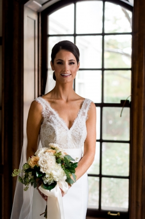 Sophisticated Chicago Country Club Wedding 12