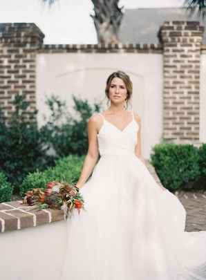 Summer Wedding Inspiration with Berry Tones06
