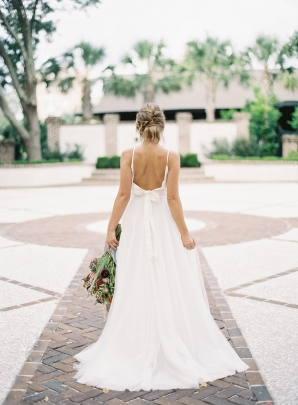 Summer Wedding Inspiration with Berry Tones09