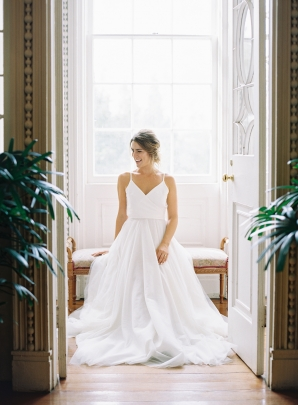 Summer Wedding Inspiration with Berry Tones16