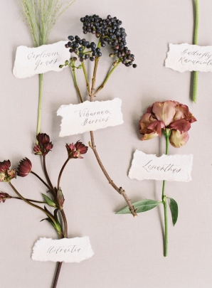 Summer Wedding Inspiration with Berry Tones20