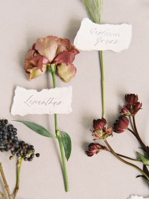 Summer Wedding Inspiration with Berry Tones22