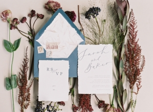 Summer Wedding Inspiration with Berry Tones26