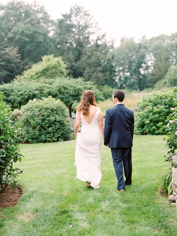 Tower Hill Botanical Garden Wedding Arielle Doneson 8
