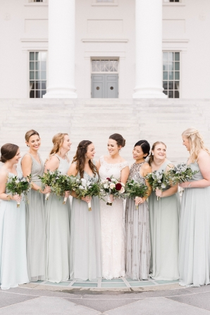 Traditional Virginia Wedding with Pops of Blue11