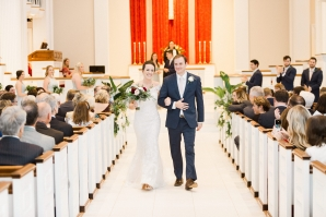 Traditional Virginia Wedding with Pops of Blue25