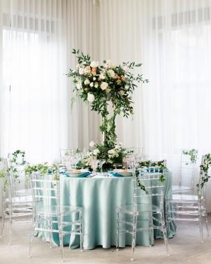 Whimsical Spring Wedding Table