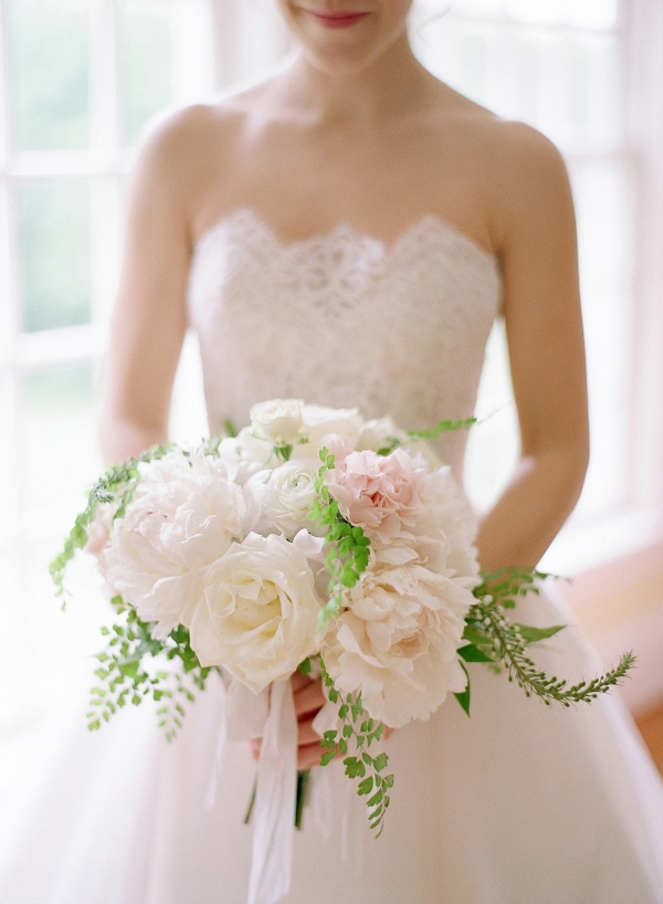 White Bridal Bouquet 2