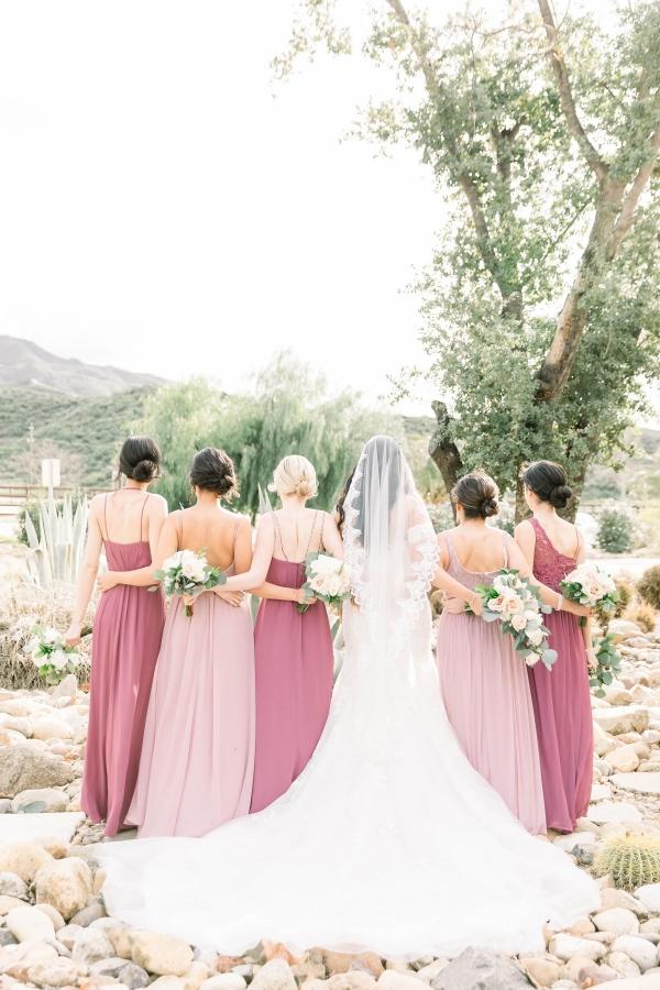 Blush Colored Wedding in the Temecula Desert Janita Mestre09