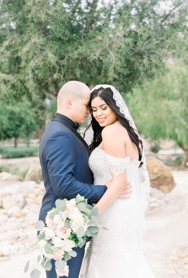 Blush Colored Wedding in the Temecula Desert Janita Mestre62