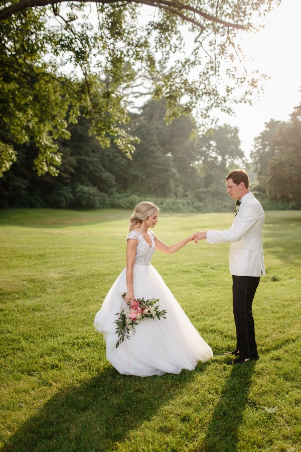 Massachusetts Wedding with Traditional Style The Light and Color Wedding Photography39