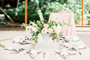 Square Wedding Tables