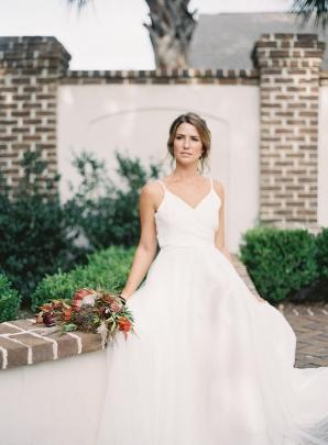Summer Wedding Inspiration with Berry Tones Hannah Alyssa Photography02