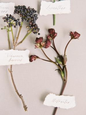 Summer Wedding Inspiration with Berry Tones Hannah Alyssa Photography11