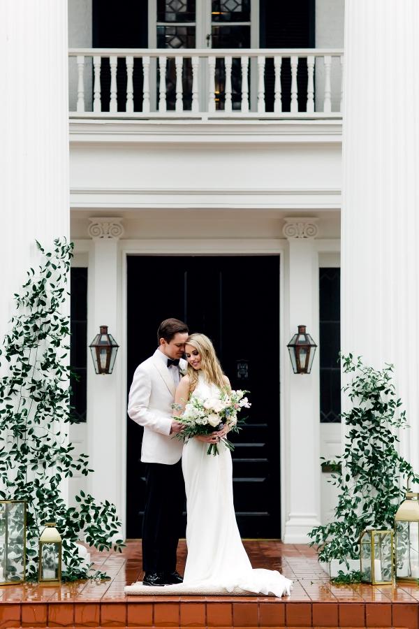 Texas Mansion Wedding Inspiration ML Photo Film16