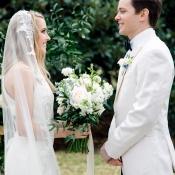 Texas Mansion Wedding Inspiration ML Photo Film30