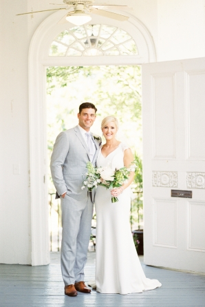 Traditional Charleston Wedding at Governor Thomas Bennett House Ava Moore Photography07