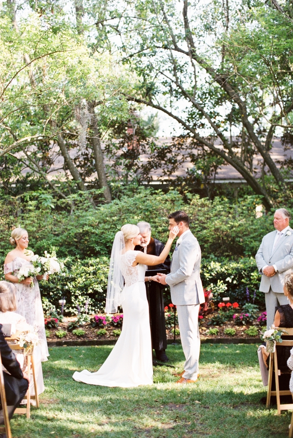 Traditional Charleston Wedding at Governor Thomas Bennett House Ava Moore Photography12