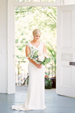 Traditional Charleston Wedding at Governor Thomas Bennett House Ava Moore Photography23